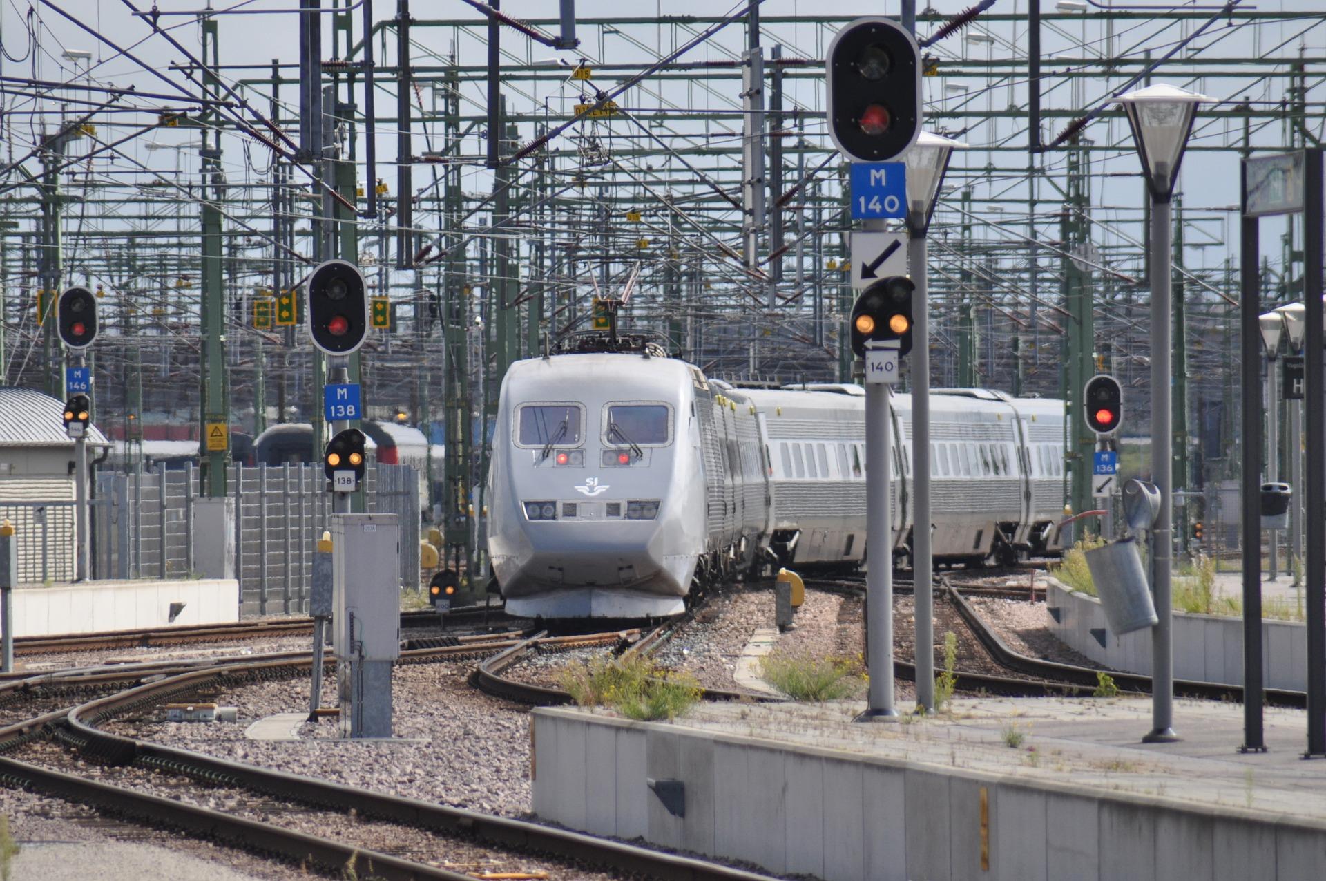 Vibraciones y trenes