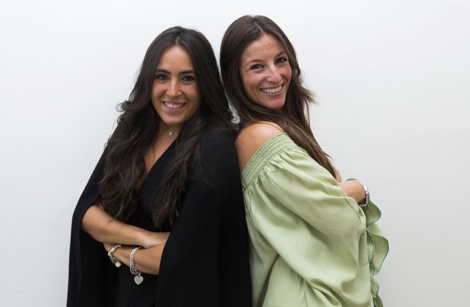 Rocío Gavilán y Paloma López, tanto monta, monta tanto - Psicología Velázquez - Foto: Jesús Umbría