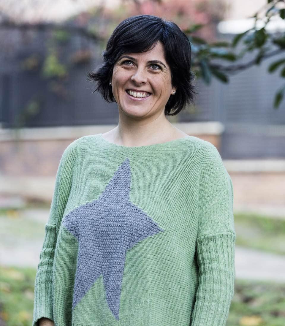Elena Rubio, psicóloga - Foto: Jesús Umbría