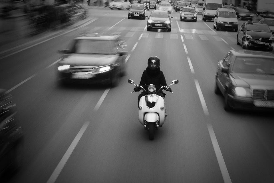 Barcelona, tráfico y ruido