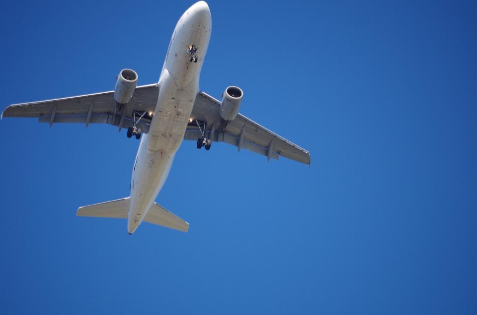 Aviones y ruido