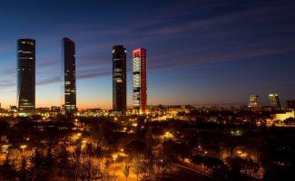 El Ruido en las ciudades, Madrid