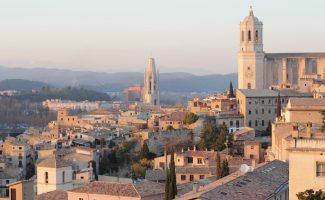 Ciudades Inteligentes. Girona. Soluciones Urbiotica