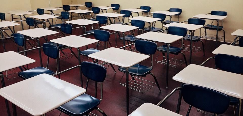 Colegios, aulas y ruido