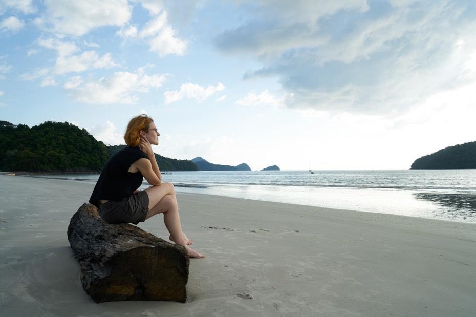 Vacaciones, ruido, silencio
