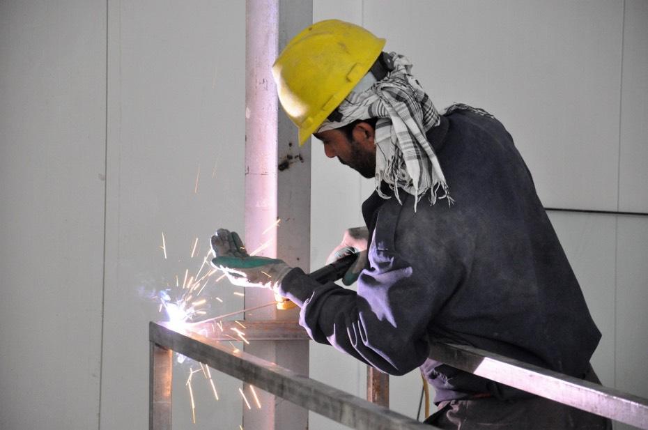 Protección en el Trabajo, Ruido