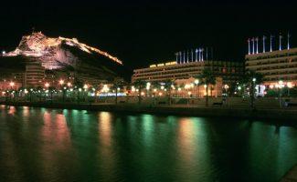 Alicante, ruido, Urbiotica
