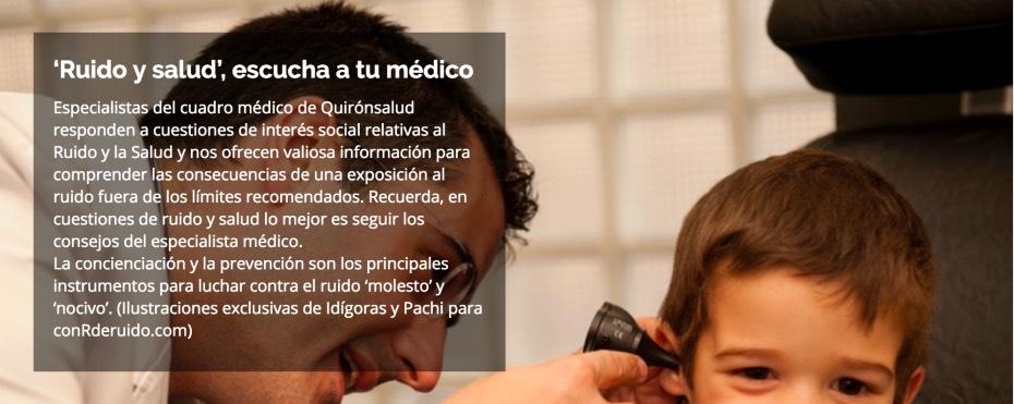 Ruido y Salud - conRderuido.com