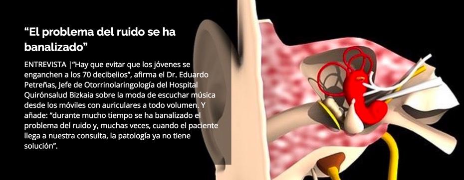 Ruido - Salud - conRderuido.com - Quirónsalud