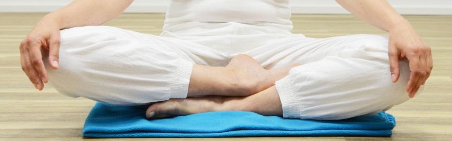 La meditación y el yoga pueden ayudarte a desconectar del ruido