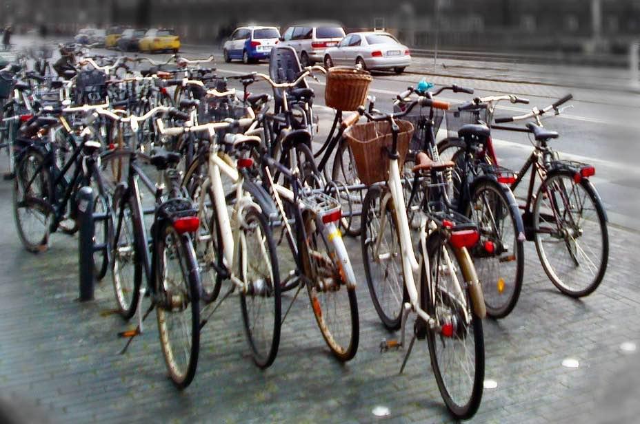 carril-bici, bicicletas, Copenhague, conRderuido.com, ruido, Juristas contra el Ruido
