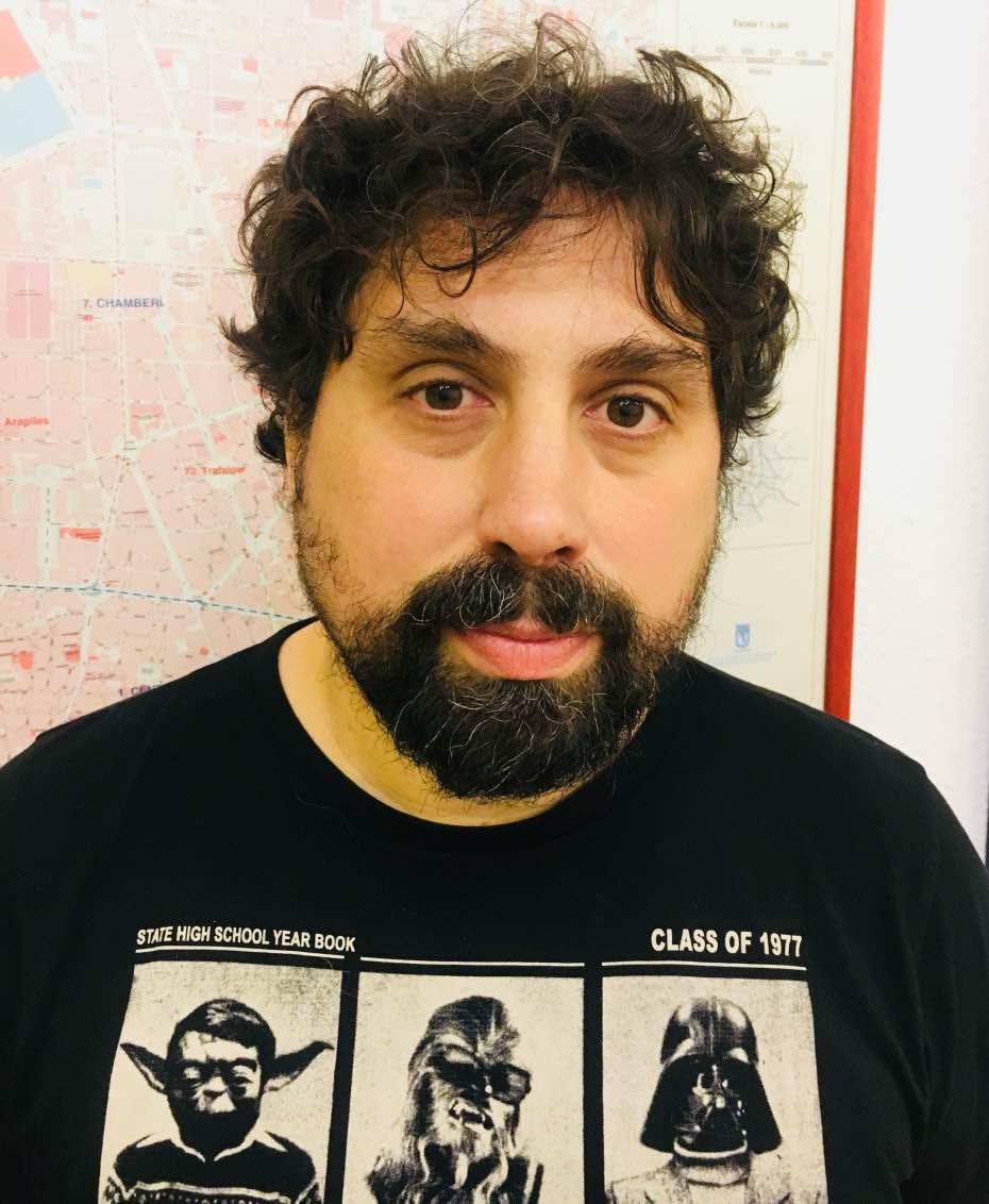 Julio López de la Sen, Asociaicón de Vecinos El Organillo, ruido, conRderuido.com, Nanoentrevista