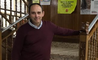 Miguel Salvador Sánchez, maestro, Colegio Castilla, ruido, conRderuido.com