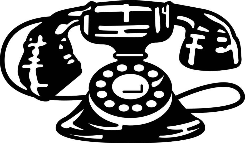 El télefono